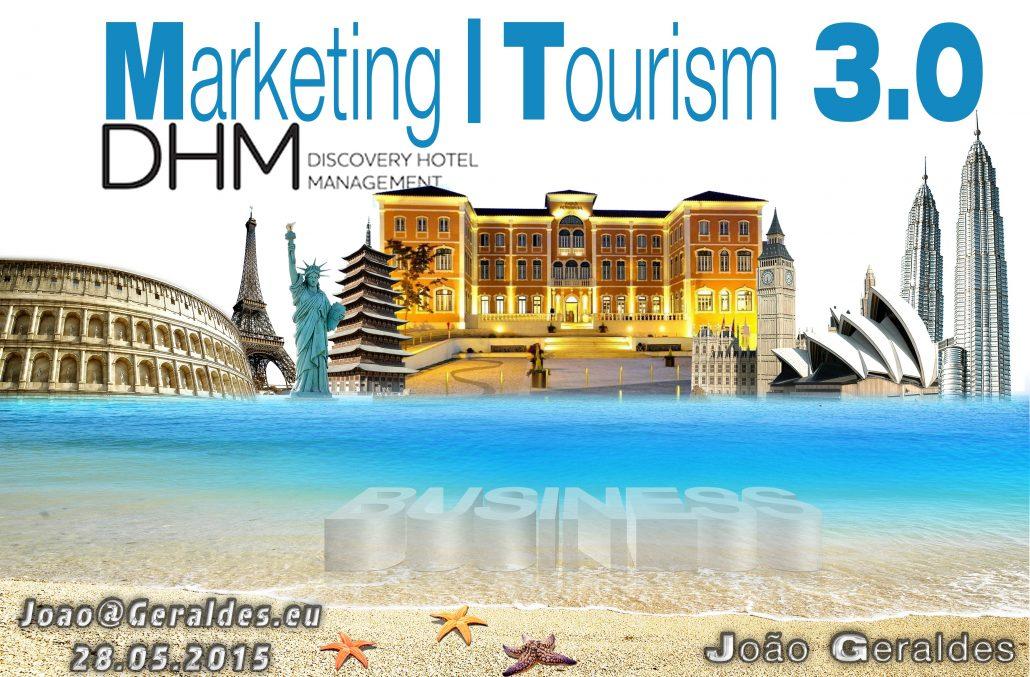 Apresentação DHM Marketing 3.0 | Tourism 3.0